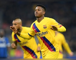 Manchester United 'make fresh approach for Ansu Fati'