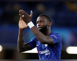 Chelsea hold contract talks with Rudiger?