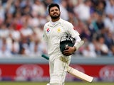Pakistan's Azhar Ali pictured in May 2018