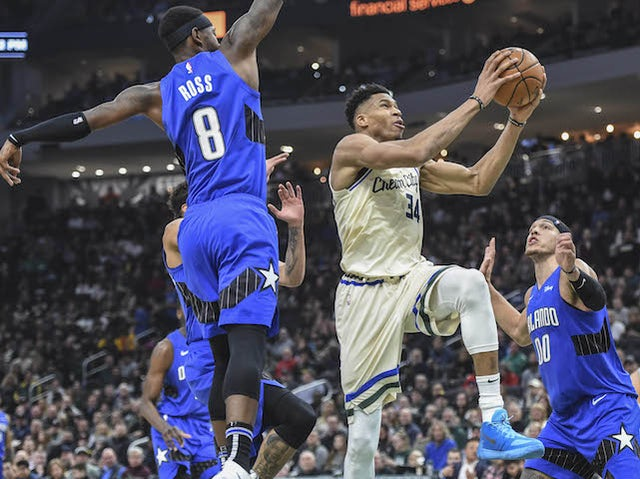 NBA roundup: Milwaukee Bucks march on with 15th straight win