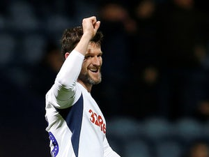 Nugent on target as Preston end losing run against Fulham