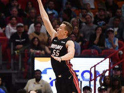 Duncan Robinson in action for Miami Heat on December 10, 2019