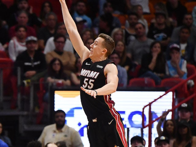 NBA roundup: Hawks suffer overtime collapse against Heat