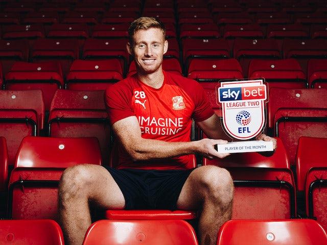 Doyle 'left out of Bradford squad amid Swindon rumours'