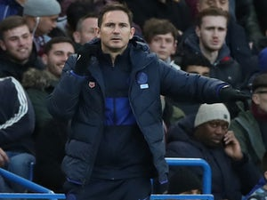 "Lampard calls on Chelsea players to show their ""balls"" after Bournemouth defeat"