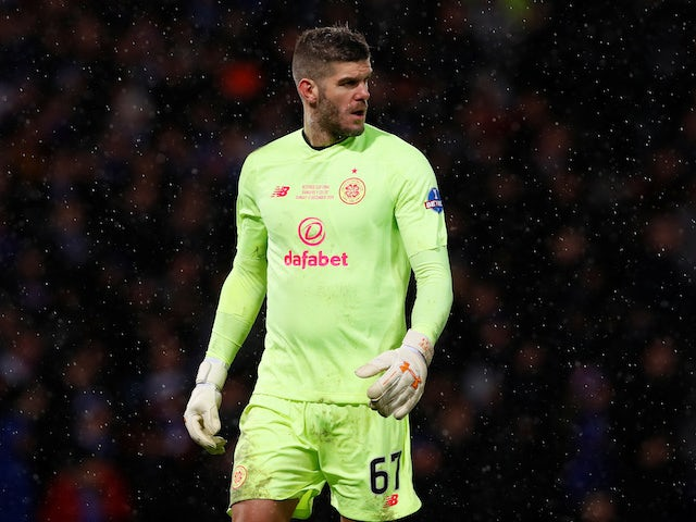 Neil Lennon ready to look elsewhere after talks with Fraser Forster stall