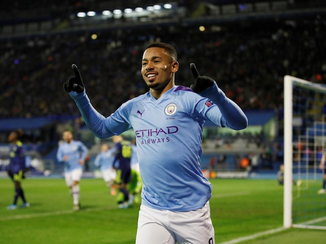 Pep Guardiola reserves special praise for Gabriel Jesus, Phil Foden