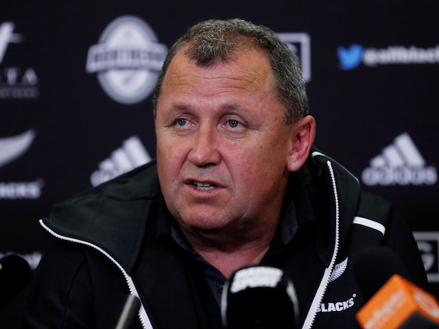Ian Foster named as Steve Hansen successor with All Blacks