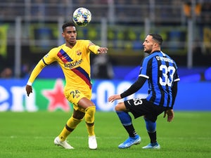 Junior Firpo vows to fight for Barcelona spot