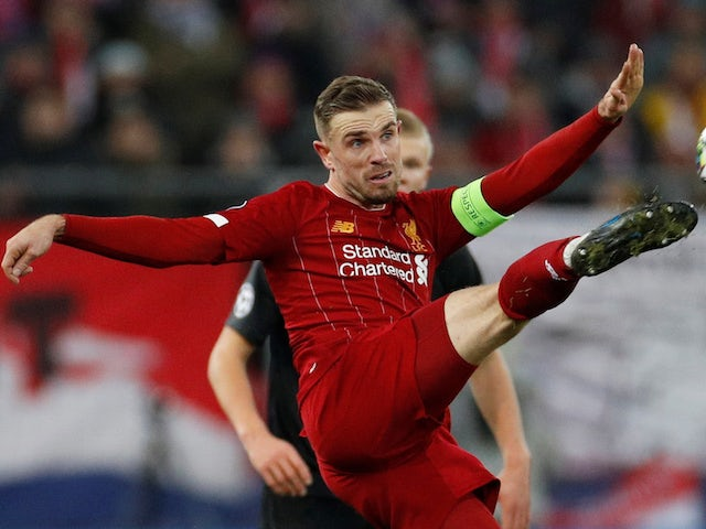 Liverpool Team News Injury Suspension List Vs Watford Sports Mole