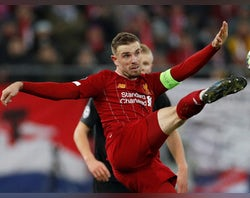 Liverpool injury, suspension list vs. Watford