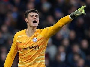 Chelsea 'considering Kepa sale this summer'