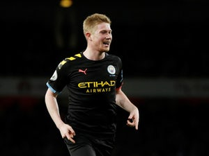 Real Madrid 'eye summer move for Kevin De Bruyne'