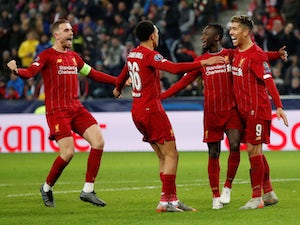 Quickfire Liverpool double sees holders through to last 16 of Champions League