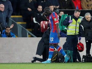 Team News: Crystal Palace facing defensive problems ahead of Brighton game
