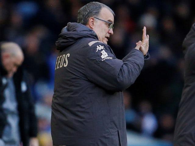 Bielsa admits poor preparation after Leeds throw away three-goal lead