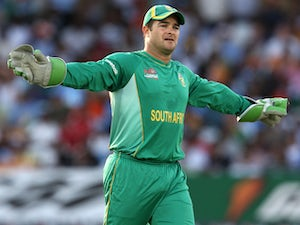 Mark Boucher named as South Africa's new head coach