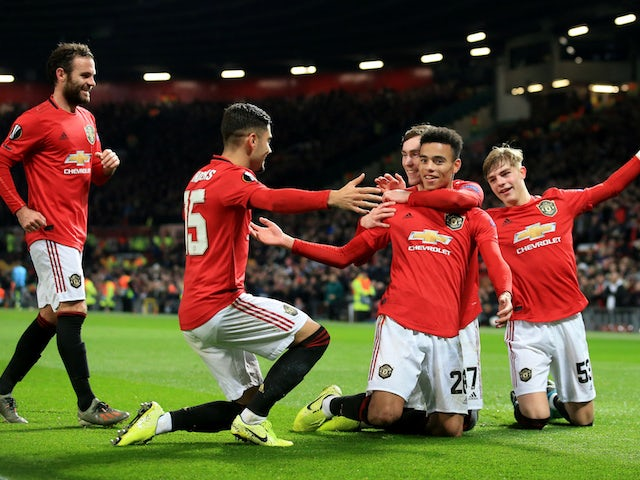 Result: Mason Greenwood scores twice in Manchester United rout of AZ