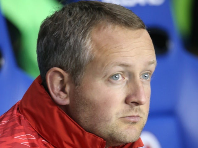 Liverpool under-23 boss Neil Critchley pictured in 2014