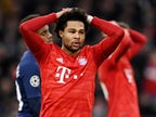 Manchester City 'will offer Leroy Sane as part of Serge Gnabry deal'