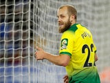Teemu Pukki in action for Norwich City on December 14, 2019