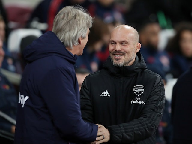 Freddie Ljungberg provides update on Arsenal future