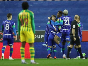 West Brom miss chance to return top with draw at Wigan