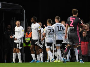 Fulham end Leeds' unbeaten run with victory at Craven Cottage