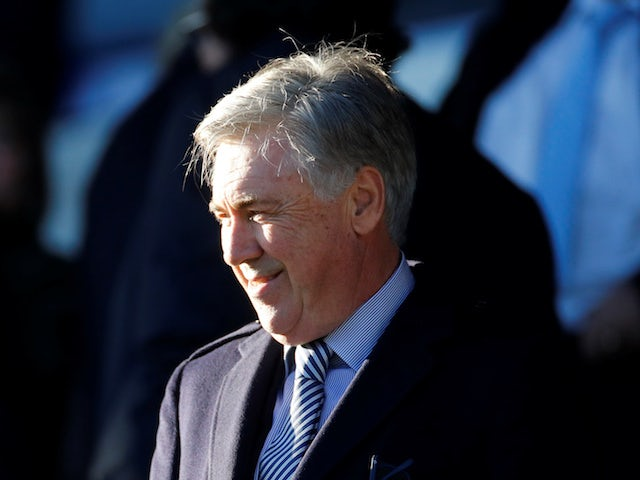 Carlo Ancelotti: 'Everton project similar to PSG'