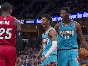 NBA roundup: Memphis Grizzlies stun Miami Heat