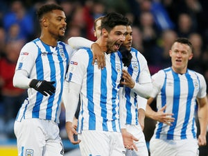 Steve Mounie helps Huddersfield past Forest