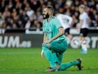 Result: Karim Benzema rescues point for Madrid at Valencia