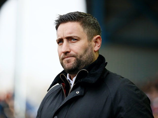 Bristol City boss Lee Johnson on December 22, 2019
