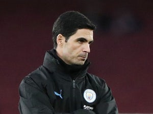 Mikel Arteta to travel with Man City for EFL Cup quarter-final amid Arsenal link