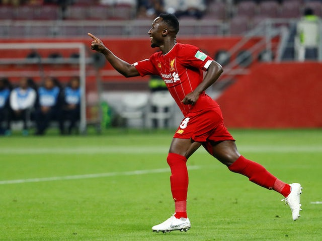 Keita: 'I have improved a lot under Jurgen Klopp'