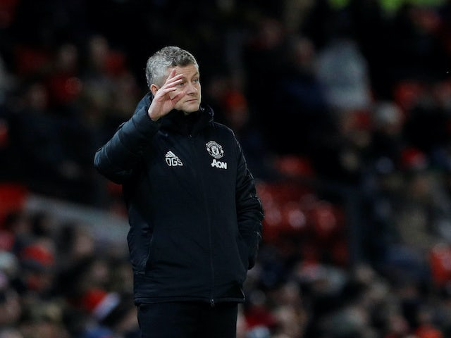 Solskjaer calls for Christmas fixture schedule to be changed