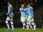 Manchester City team news: Injury, suspension list vs. Crystal Palace