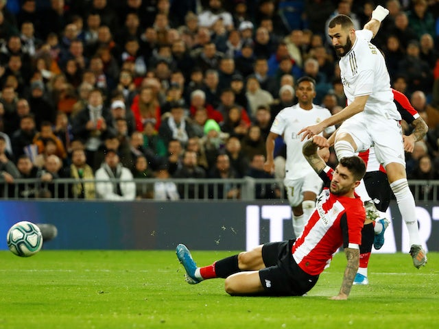 Result: Real Madrid lose ground on Barcelona with Athletic Bilbao draw - Sports Mole