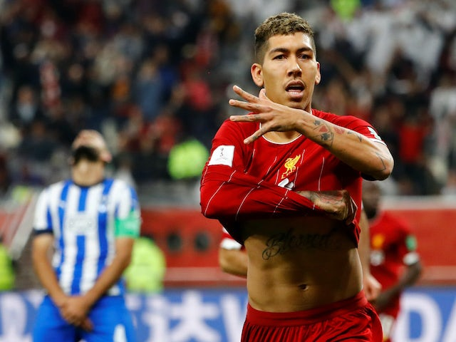 Liverpool 'have no interest in selling Firmino'