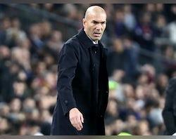 "Zinedine Zidane admits Real Madrid ""struggled"" in win over Unionistas"