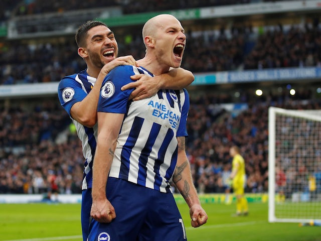Result: Aaron Mooy stars as Brighton beat Bournemouth