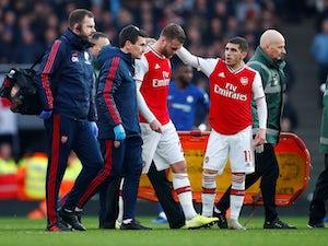 Arsenal injury, suspension list vs. Newcastle