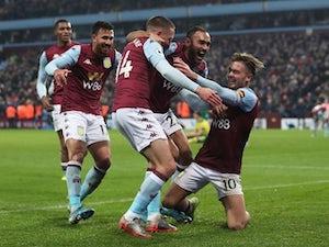 Aston Villa beat Norwich in crucial relegation battle