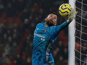 Ben Foster keeps Sheffield United at bay to earn Watford draw