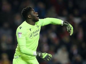 Brice Samba saves penalty as Forest beat Wigan