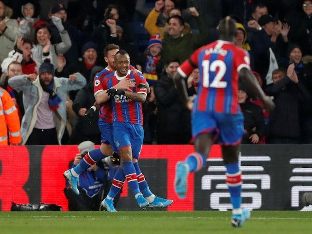 Result: Late Crystal Palace winner piles pressure back on Manuel Pellegrini