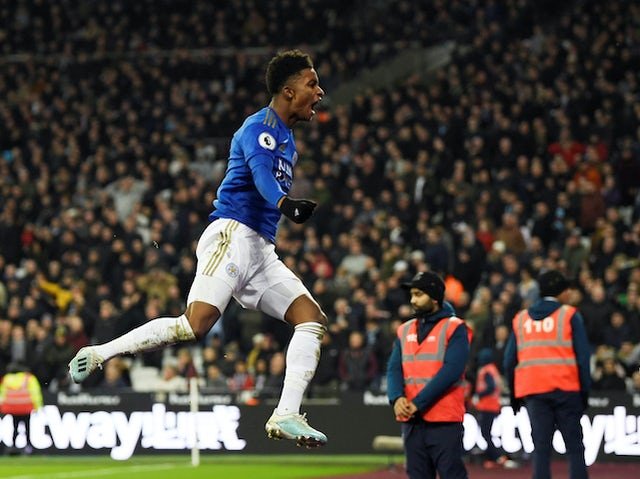 Result: Demarai Gray misses penalty but scores winner for Leicester at West Ham
