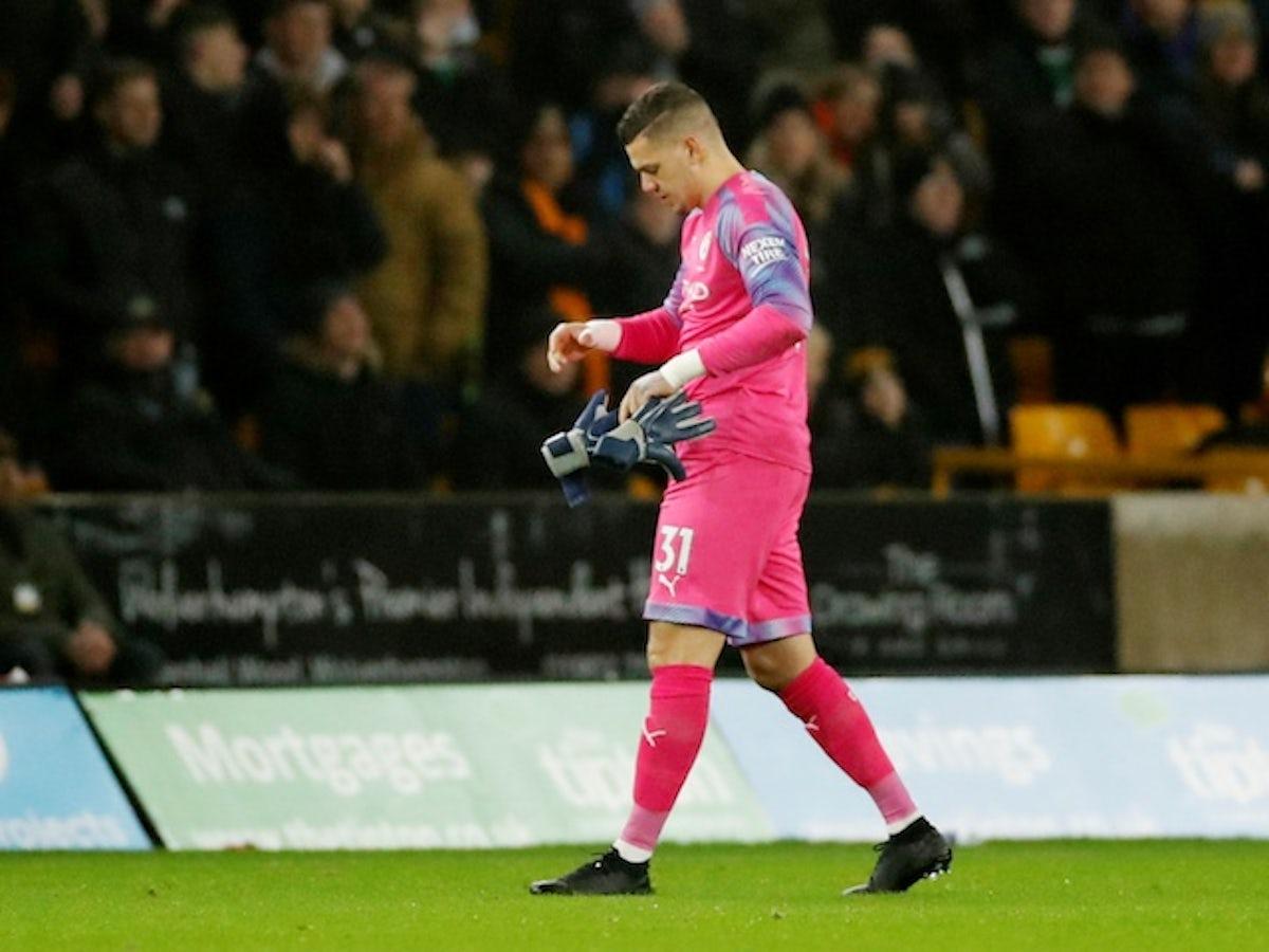 Manchester City Team News Injury Suspension List Vs Sheffield