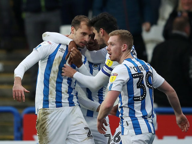 Result: Steve Mounie scores stunner as Huddersfield edge out Blackburn