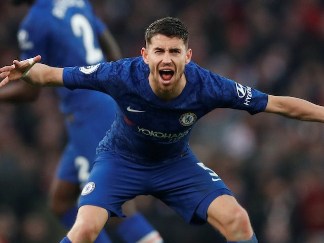Chelsea offered two players in Jorginho swap?